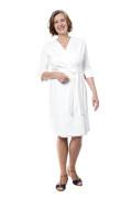 Kleid Epona weiß, Model Susanne (1,80 m,Gr. 42 long)