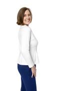 Top Sedna weiß, Model Susanne (1,80m, Gr.42 long)
